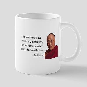 Dalai Lama 21 Mug