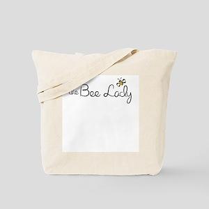 Bee Lady Tote Bag