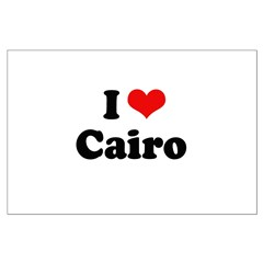 I love Cairo Posters