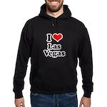 I love Las Vegas Hoodie (dark)
