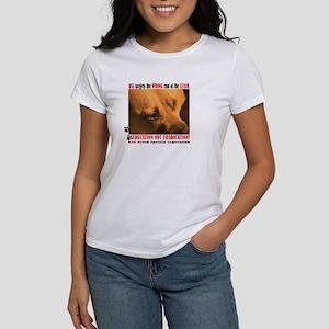 Anti-BSL Women's T-Shirt