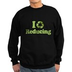 I Love Reducing Sweatshirt (dark)