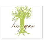 Tree Hugger Shirt Small Poster