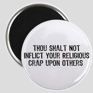 No Religious Crap Magnet