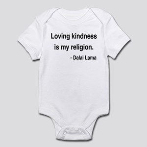Dalai Lama 22 Infant Bodysuit