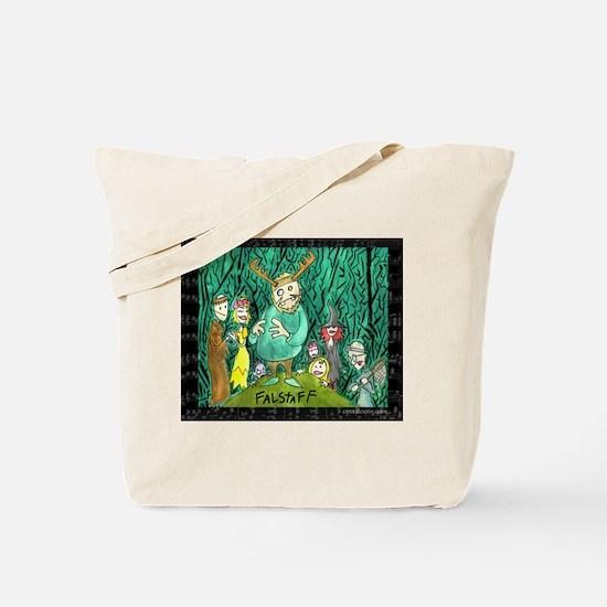 Falstaff Tote Bag