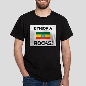 Ethiopia Rocks! Dark T-Shirt