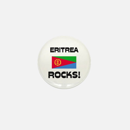 Eritrea Rocks! Mini Button