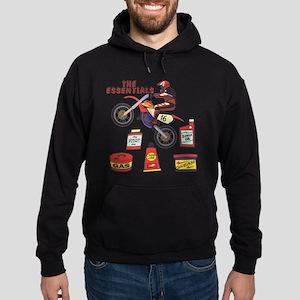 The Dirtbike Essentials Hoodie (dark)