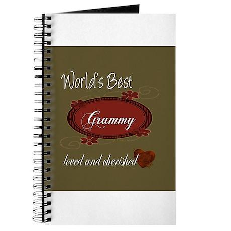 Cherished Grammy Journal