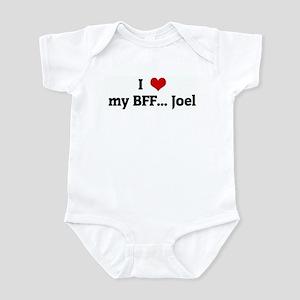 I Love my BFF... Joel Infant Bodysuit