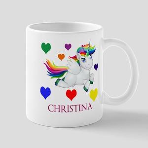 Unicorn Make Personalized Mugs