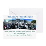 LD Holiday Greeting Cards-2008 (Pk of 20)