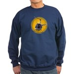 Helicopter Sweatshirt Cool Helicopter Gifts