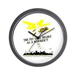 The Fly is as Deadly Wall Clock