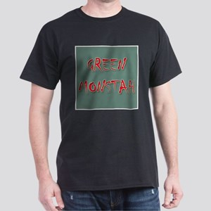 Green Monstah Dark T-Shirt