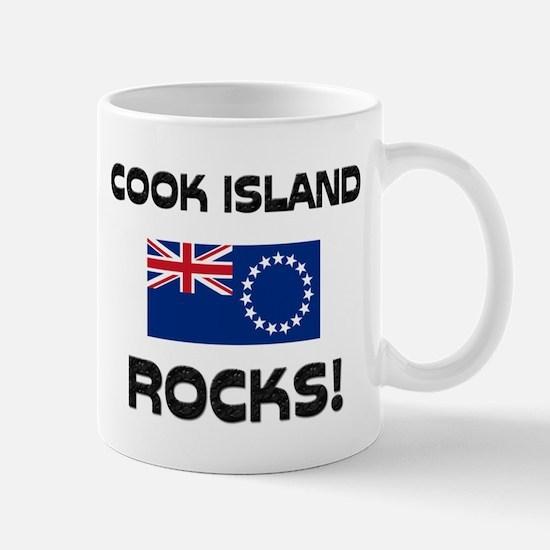 Cook Island Rocks! Mug