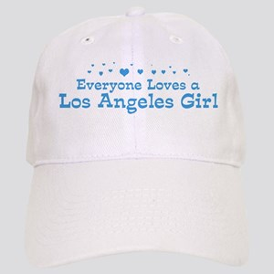 Loves Los Angeles Girl Cap