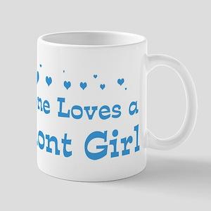 Loves Fremont Girl Mug