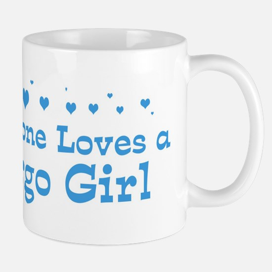 Loves Fargo Girl Mug