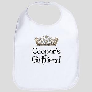 Cooper's Girlfriend Bib