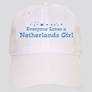 Loves Netherlands Girl Cap