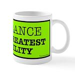 Ignorance is the greatest disability Mug