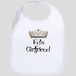 Ed's Girlfriend Bib