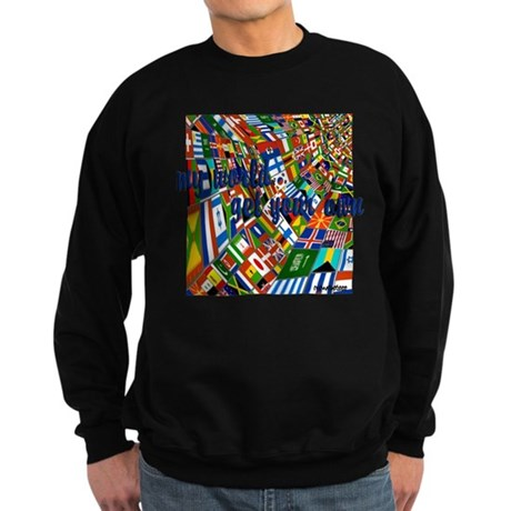 my world Sweatshirt (dark)