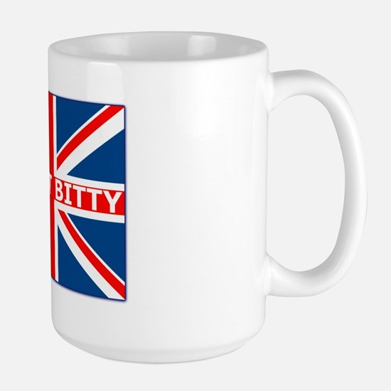 I want bitty Large Mug