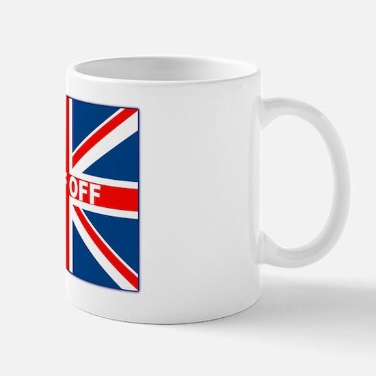 Naff off porridge Mug