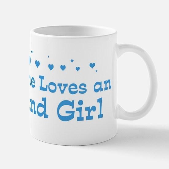 Loves Upland Girl Mug