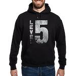 Level 5 Hoodie (dark)