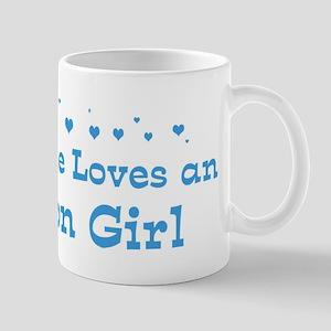 Loves Union Girl Mug