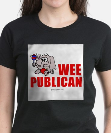 Wee publican - Women's Dark T-Shirt