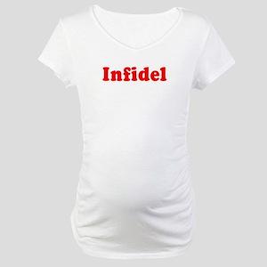 Infidel - Maternity T-Shirt