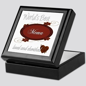 Cherished Mema Keepsake Box