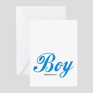 It's a Boy / Maternity Greeting Cards (Pk of 20)