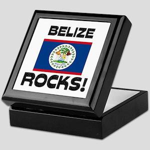 Belize Rocks! Keepsake Box