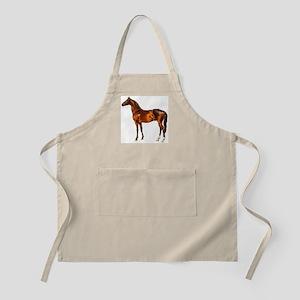 Stallion Horse BBQ Apron