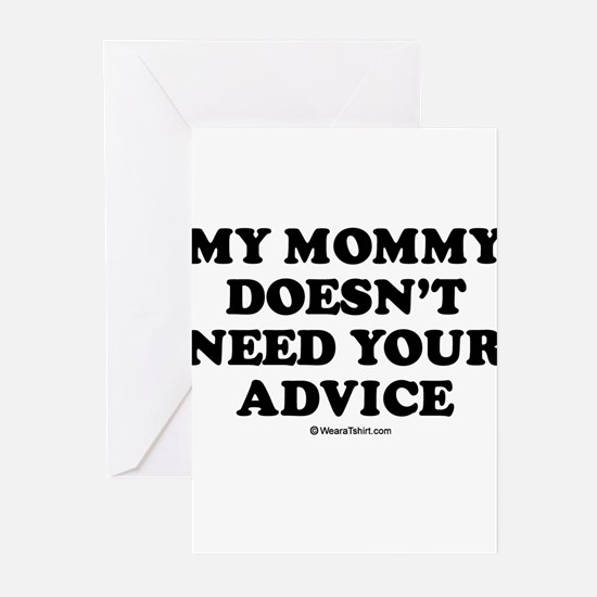 Cute My mom is hotter than your mom Greeting Cards (Pk of 20)