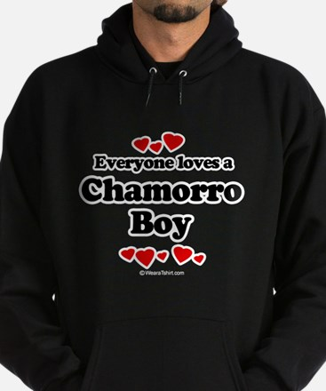 Everyone loves a Chamorro Hoodie (dark)