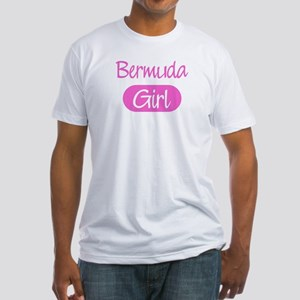 Bermuda girl Fitted T-Shirt