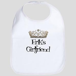 Erik's Girlfriend Bib