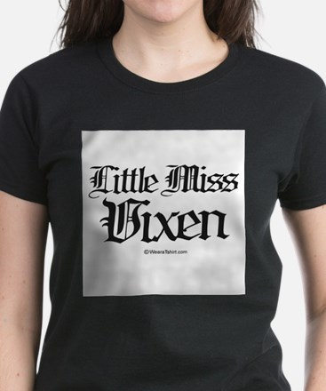 Little Miss Vixen - Women's Dark T-Shirt