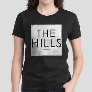 The Hills - Women's Dark T-Shirt