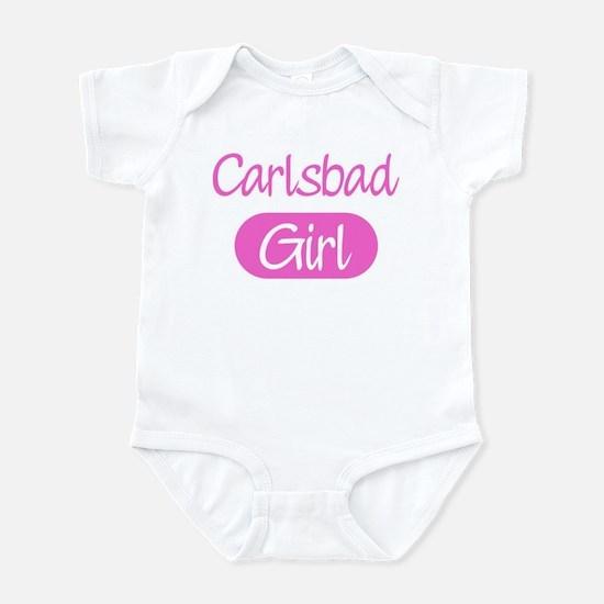 Carlsbad girl Infant Bodysuit