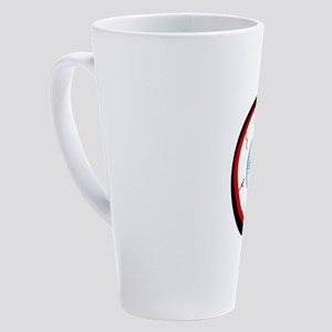 EYE BALL 17 oz Latte Mug