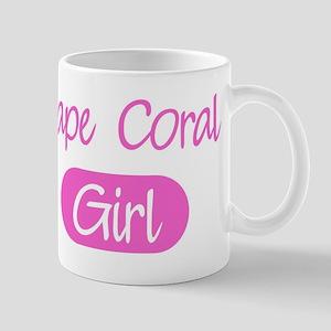 Cape Coral girl Mug