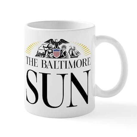 The Baltimore Sun-Original Lo Mug
